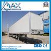 중국 3개의 차축 Cargo Trucks 밴 Semi Trailers