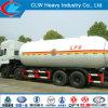 2 de Semi Aanhangwagen van de Tank van LPG van het Propyleen van de as met Al Toebehoren