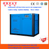 Fabrikant In twee stadia van de Compressor van de Lucht van de Schroef van de Compressie P.m. VSD van China de Industriële Roterende