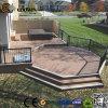 Garten-allgemeine Weg-Methodedecking-Äußer-Fußböden