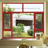 Soem-wahlweise freigestellte Filetarbeits-Aluminiumschwingen Windows für Landhaus, Wohnung