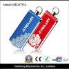 Halsketten-Art-Druck-Blumen-Metallbuntes USB-Blinken-Laufwerk (USB-MT514)