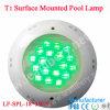 indicatore luminoso di plastica del raggruppamento di 54W LED, illuminantesi per le piscine esterne e dell'interno