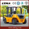Chariot élévateur diesel de 5 tonnes avec le prix de chariot élévateur de technique de KOMATSU