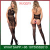 China Factory amadurecer Lady Black lingerie sexy Hot off-Ombro