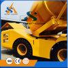 Nueva condición uno mismo de 3 metros cúbicos que carga el carro del mezclador concreto