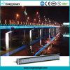 60PCS*0.2W volle RGB lineare LED Wand-Unterlegscheibe für Brücke