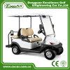Automobile di golf di Seater della batteria 4 del nuovo prodotto da vendere