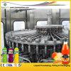 Bottiglie ad alta velocità industriali della bevanda dell'alimento che riempiono macchina di coperchiamento
