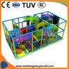 Speelgoed van het Park van de Speelplaats van de Peuter van jonge geitjes het Binnen Plastic (week-E928A)