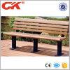 Cadeira composta plástica de madeira da mobília ao ar livre do banco do jardim de WPC