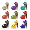Nueva señora Summer Sandals (S13) del alto talón del diseño