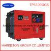 高品質の無声ディーゼル発電機Tp3500dgs
