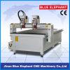 Muebles de madera del eje de rotación multi 1325 que hacen el ranurador del CNC con la máquina de grabado de la fábrica de China
