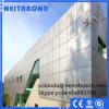 Revestimiento de PVDF Neitabond Alucobonds metálicos Panel para exteriores de la pared de cortina