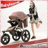 En1888 Hot Selling Einkaufszentrum französischer Baby Spaziergänger 2014 mit Big Wheels