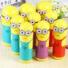 Großverkauf 18 farblose und ungiftige gelbe Leute-Zeichnungs-Federn