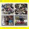 Die preiswerten verwendeten Schuhe für Verkauf von Zhejiang China