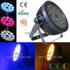 18X15W RGBWA+УФ 6в1 Водонепроницаемый светодиодный Disco этапе PAR лампа