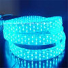 5 cable LED azul plana soga tira flexible de luz con CE&RoHS