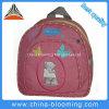 A trouxa do estudante caçoa crianças de volta ao saco de escola