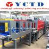 Machine d'emballage en papier rétrécissable de la chaleur de bouteille en verre de film de PE de Pékin (YCTD)