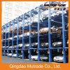 Подъем автомобиля столба оборудования 4 стоянкы автомобилей штабелеукладчика Mutrade (Гидро-парк 3130)