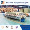 Dazhang машина давления камерного фильтра мембраны масла водоочистки 870 серий