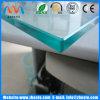 vidro de cerco Tempered liso de 10mm 12mm 15mm Frameless & curvado feito sob encomenda