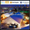 テントおよび玄関ひさしと結婚する屋外のRainproof PVCによって塗られる大きいイベント大きい外PVC式500のシート