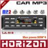 Auto-Audio-CD QualitätsLJL-918 kompatibles CD, Format MP3, stützen ein große Kapazitäts-Spiel, Auto-MP3-Player