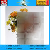3-8 мм Clear Rh-2 Acid Etched Patterned Figured Glass с AS / NZS2208: 1996