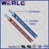 UL 1330 de Teflon Geïsoleerdep Kabel Op hoge temperatuur van de Draad FEP