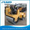 Rit op Soil Compactor Roller met Dieselmotor