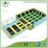 Sécurité Outdoor Large Trampoline Park pour Kids