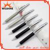 Bolígrafo promocional de fibra de carbono para regalo de negocios (BP0036A)