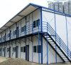 Aprontar a construção de aço clara feita casa Prefab na venda