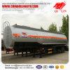 11100mm*2500mm*3990mm химиката жидкостей топливозаправщика трейлер Semi для сбывания