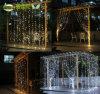 IP65 de Navidad LED luces de la cadena de cortina