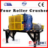 4pg Rollen-Zerkleinerungsmaschine der Serien-vier mit feine Körnigkeit entladener Größe
