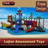 TUV enfants Attactive Entertainment Park plastique en plein air Aire de jeux (X12192-12)
