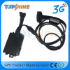 RS232 OBDII RFID 3G 4G GPS du véhicule Tracker pour la gestion de flotte