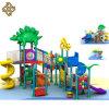 恐竜デザイン多彩な幼稚園の屋外の運動場装置