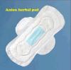 Servilletas sanitarias del algodón del anión de las toallas respirables femeninas de Sanitayr, pistas sanitarias para las mujeres