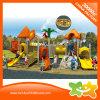 Diapositiva al aire libre de múltiples funciones del equipo del juego del estilo del jardín para los cabritos