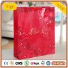 Weihnachtsroter Papierbeutel, Geschenk-Papierbeutel, Einkaufstasche