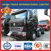Camion resistente del trattore dell'alto tetto di HOWO A7 380HP