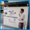 Folha expressa eletrônica Matel do cerco do gabinete do cacifo de China