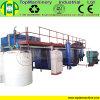 Pellicola del PE pp che schiaccia lavaggio riciclando riga stabilimento di trasformazione di acqua di scarico