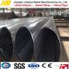 Sezione rotonda nera di /Hollow saldata ERW della l$signora tubo d'acciaio di ASTM A53